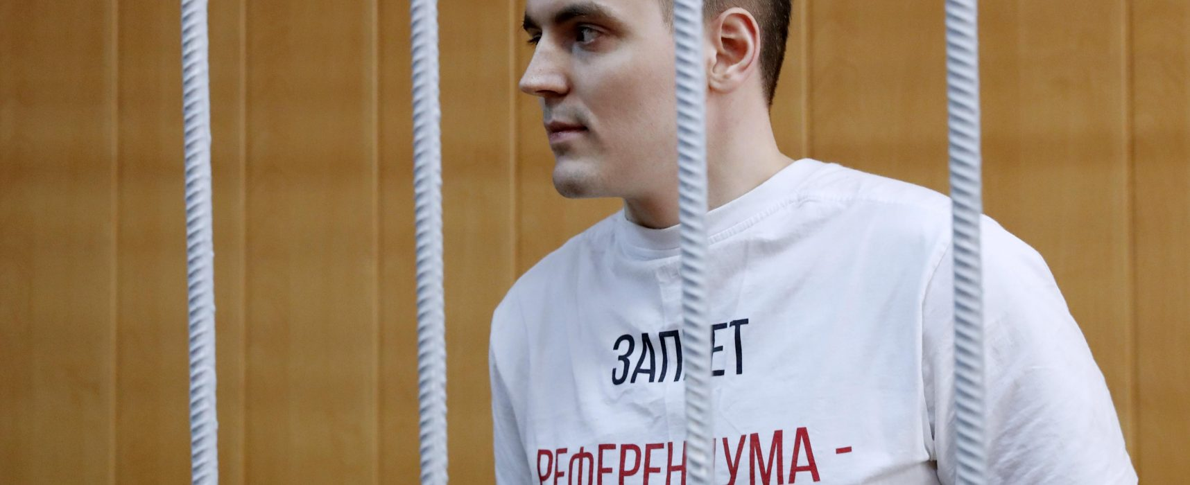 Russian Journalist Sokolov Jailed for Extremism After Calling for Referendum