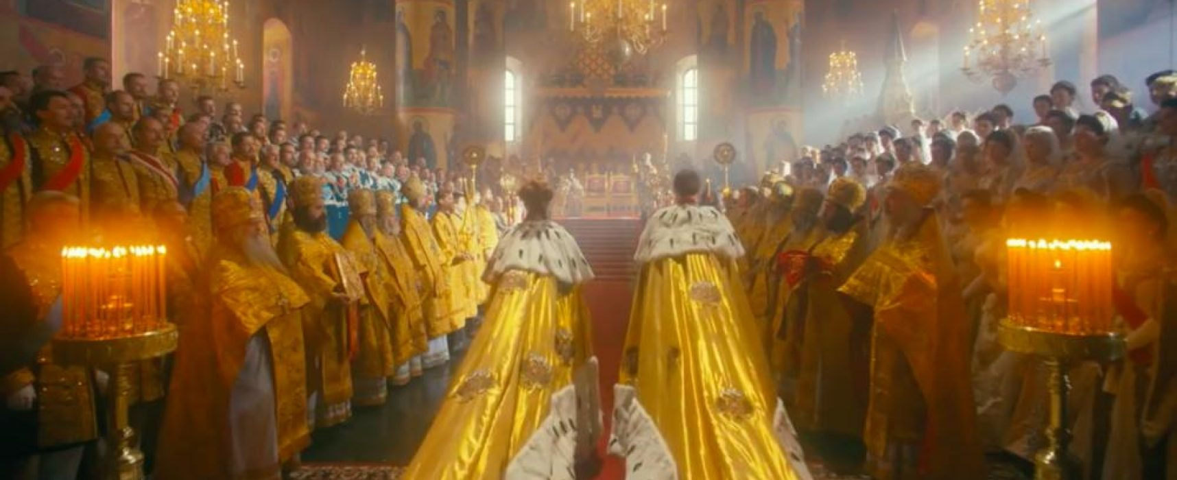 Kremlin, Nationalists Face Off Over Romanov Romance 'Mathilda'