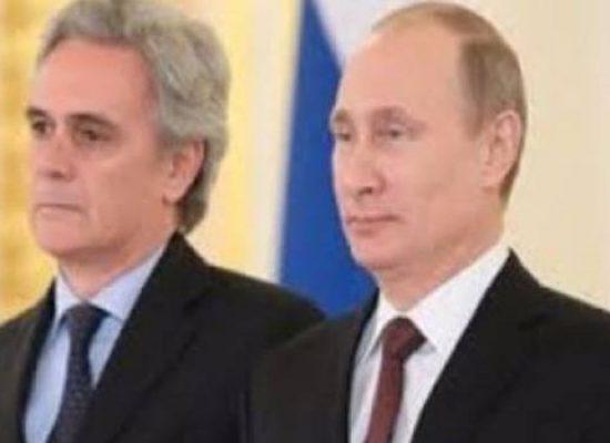 Cortocircuiti diplomatici: l'ambasciatore italiano che difende Putin