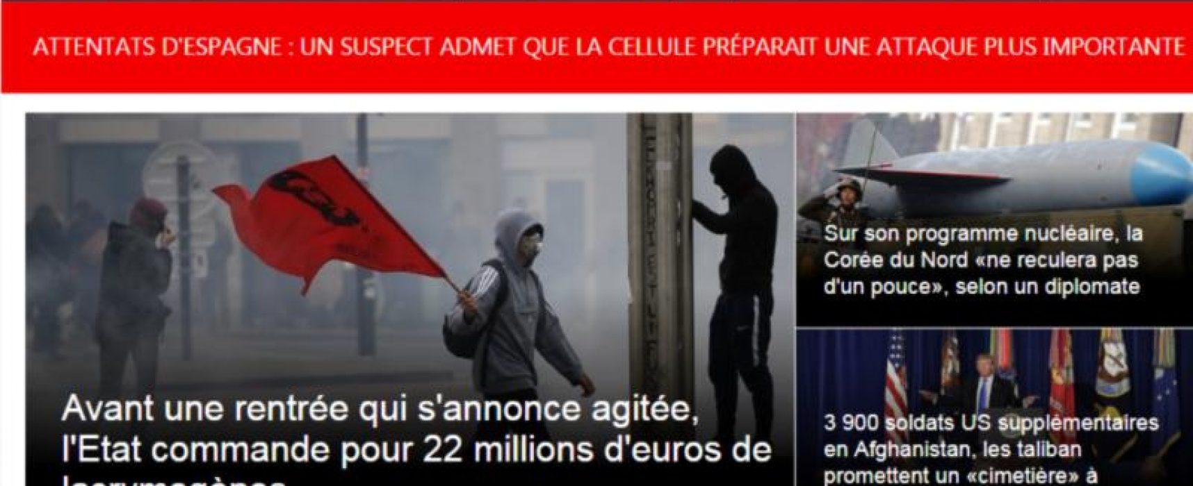 """Russia Today: Russische """"Propagandamaschine"""" startet in Frankreich"""