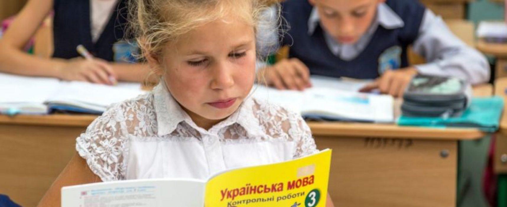 Neues Bildungsgesetz: Warum sich die Ukraine an den Europarat wenden wird