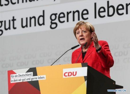 Фейк «Российской газеты»: рейтинг партии Меркель упал до критического уровня