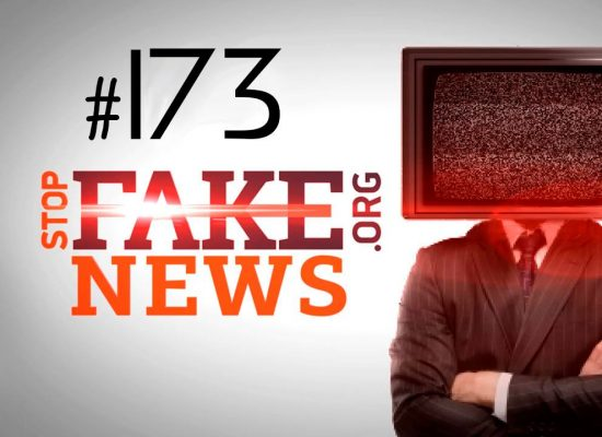 Ukraina poligonem testów biologicznych USA? – StopFakeNews #173