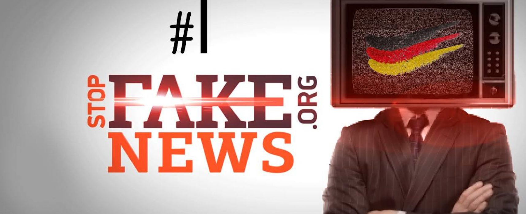 StopFake #1 Deutsch – Spezial zur Bundestagswahl
