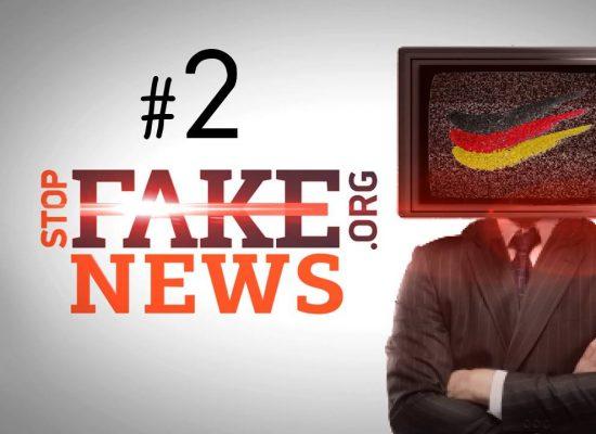 StopFake #2 Deutsch – Spezial: Nachgang zur Bundestagswahl 2017