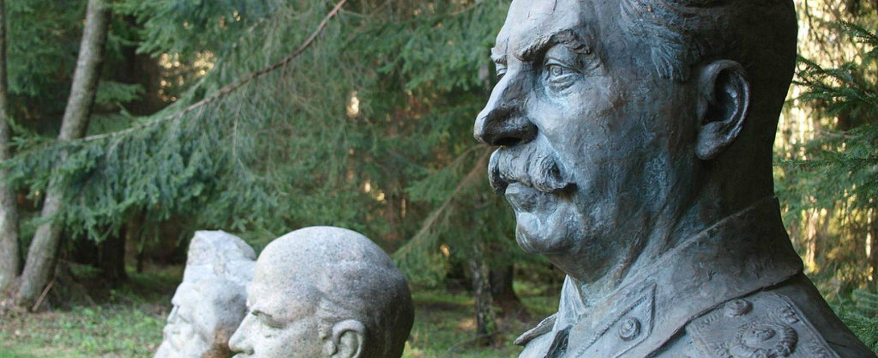 Sputnik retouches Soviet memories in Lithuania