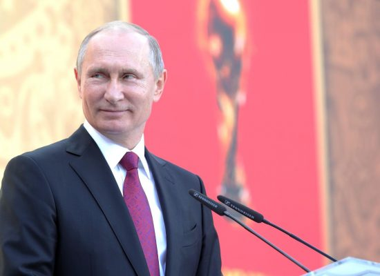 One in Five Russians Would Vote for Fake Putin Protege