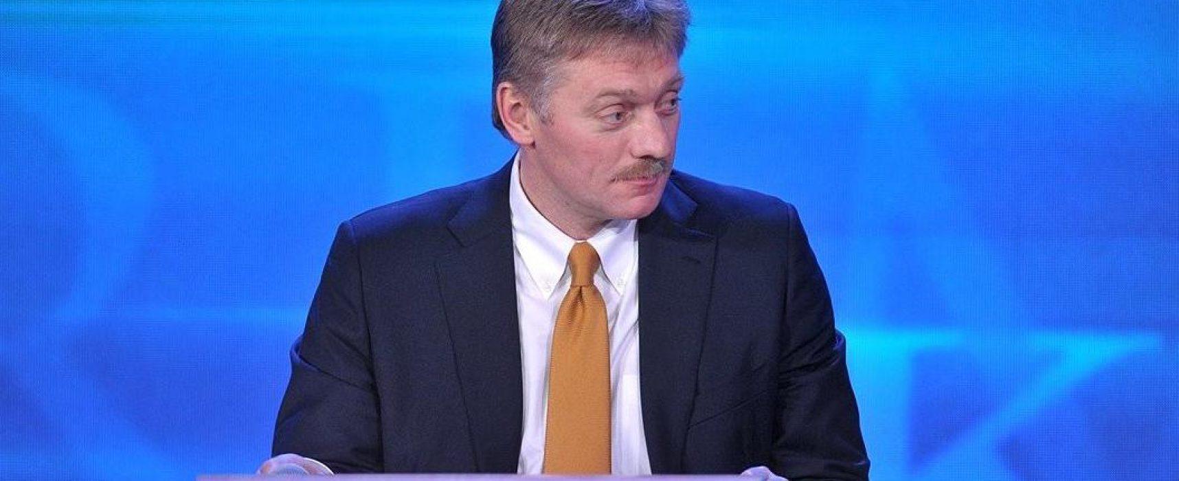 Kremlin Distances Itself From Fake Facebook Accounts Ad Buying Revelation