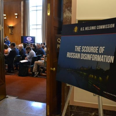 Дезинформация – одно из средств ведения войны Россией против США