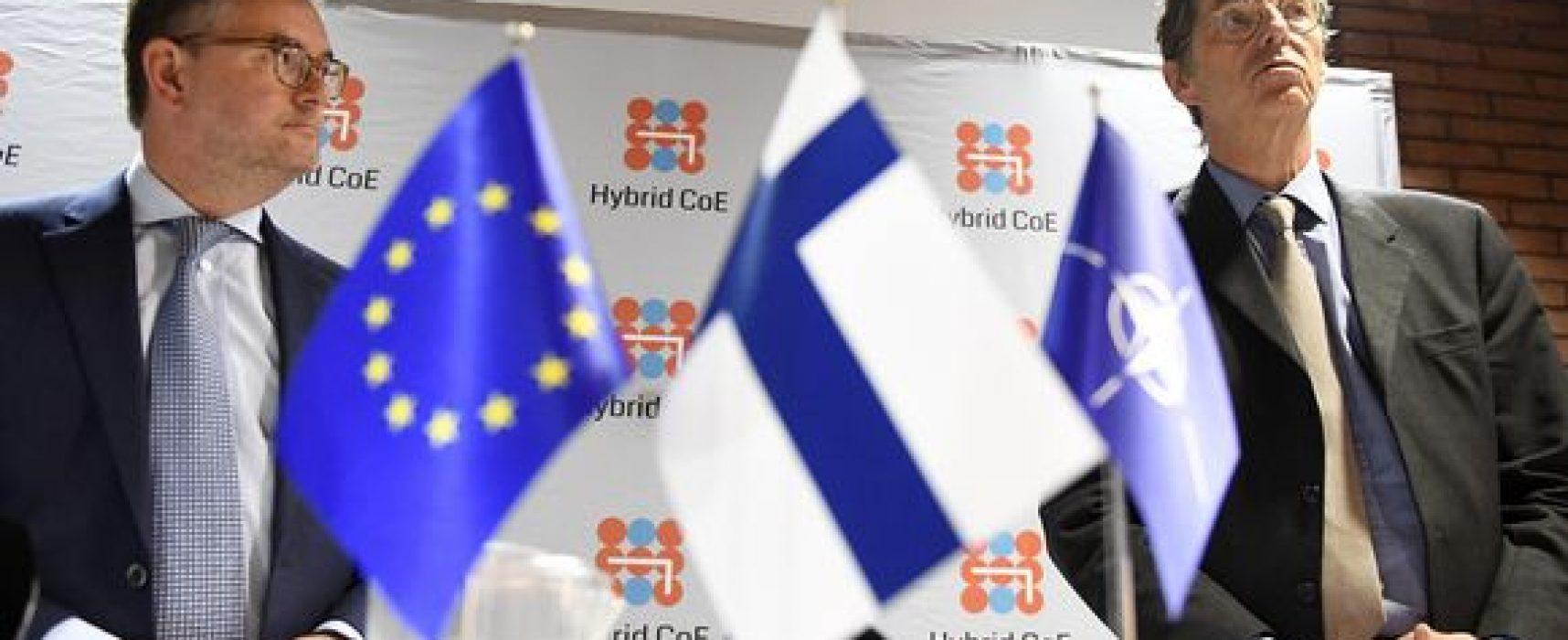 В Хельсинки открыли Европейский центр по противодействию гибридным угрозам
