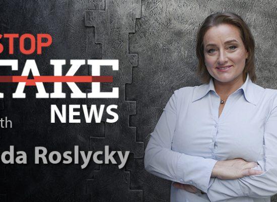 StopFake #149 con Lada Roslycky