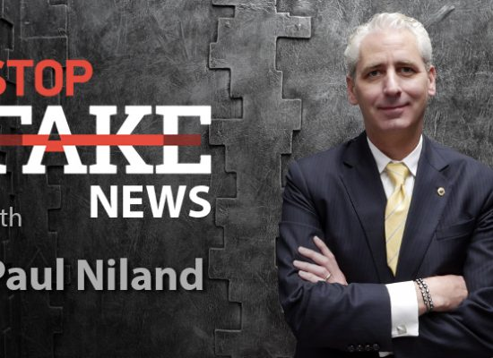 StopFake #150 with Paul Niland