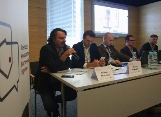 Radio Lublin: Na Kongresie Inicjatyw Europy Wschodniej dyskutują o fake newsach