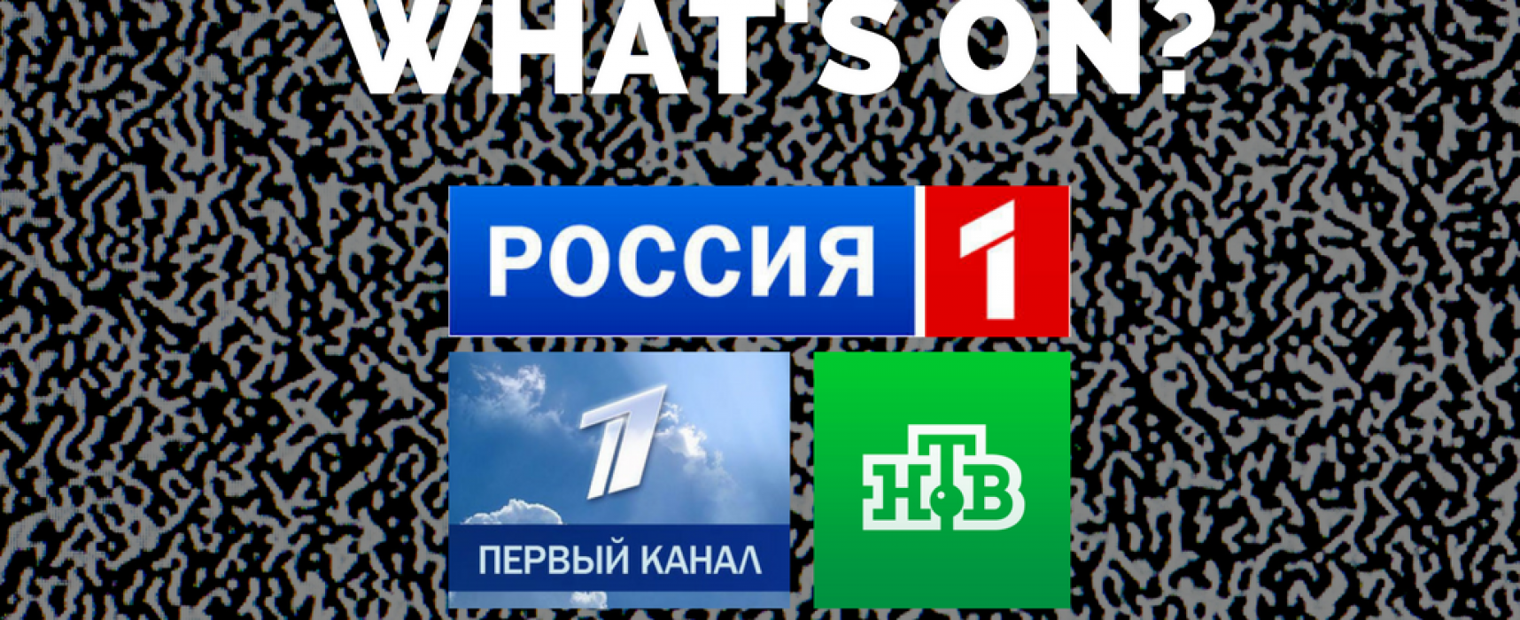 Russian state TV's targets last week: Ukraine, Poland and the US as antiheroes