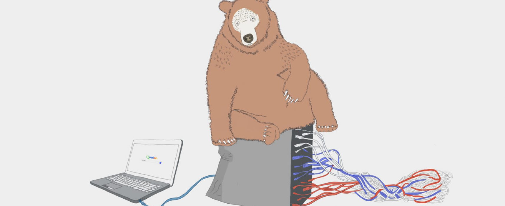 The Kremlin's Internet Master Bears Down