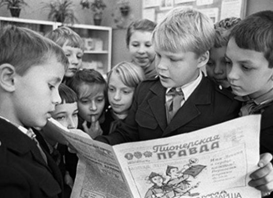 Russian education officials in Krasnodar mandate weekly 'information sessions' where students will discuss 'glory to Russia' and other news