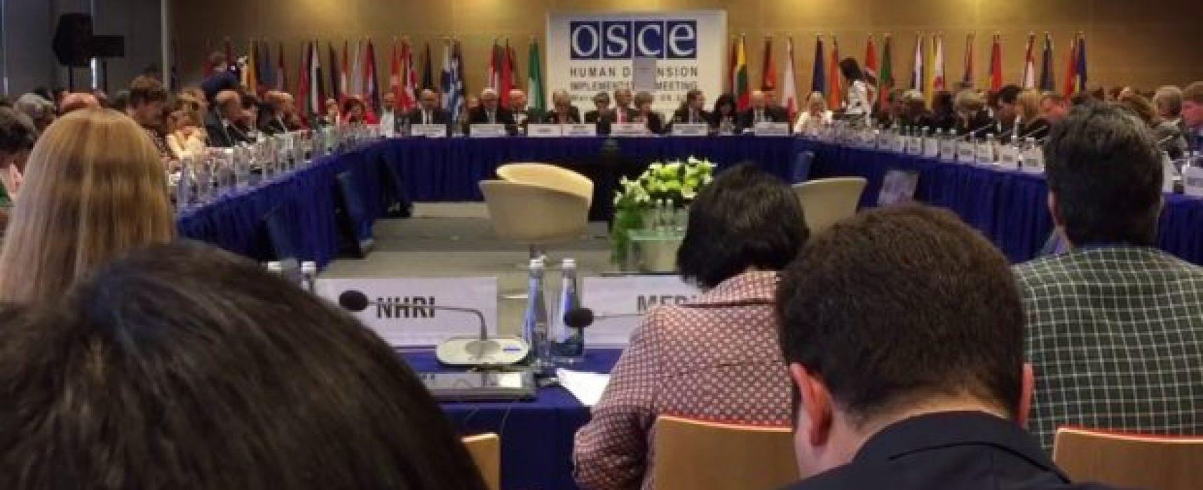 Фейк РИА Новости: ОБСЕ стала спокойнее относиться к «крымскому вопросу»