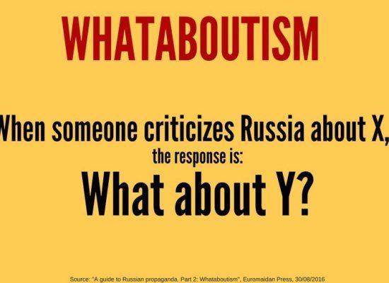Vodebautismus jako nástroj ruské manipulace