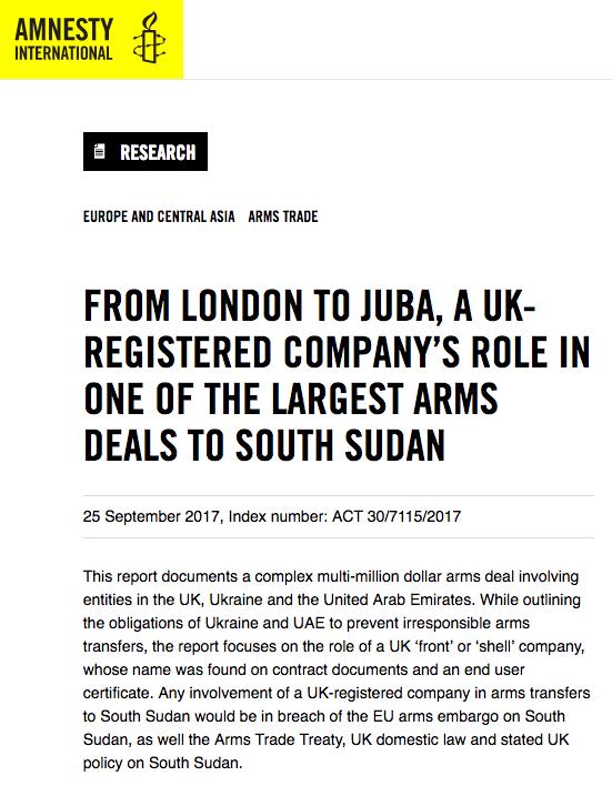 Armas para sud n del sur hab a suministros y por qu for Pavimentos y suministros del sur