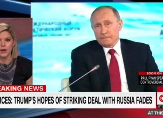Роскомнадзор пригрозил телеканалу CNN лишением лицензии