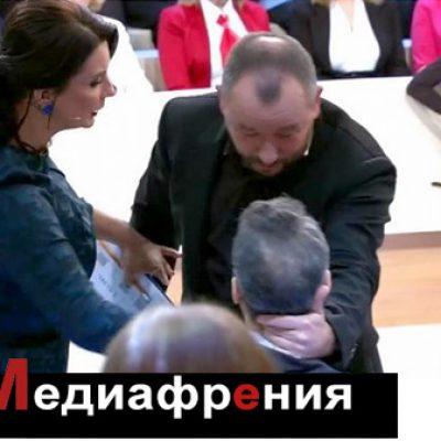 Putin TV Not about Propaganda but about Dehumanizing Its Viewers, Yakovenko Says