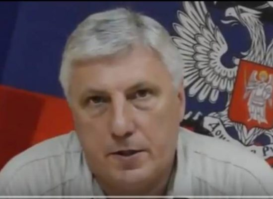 Russian 'Donetsk republic' propagandist seized – or killed – in Donbas after speaking too freely