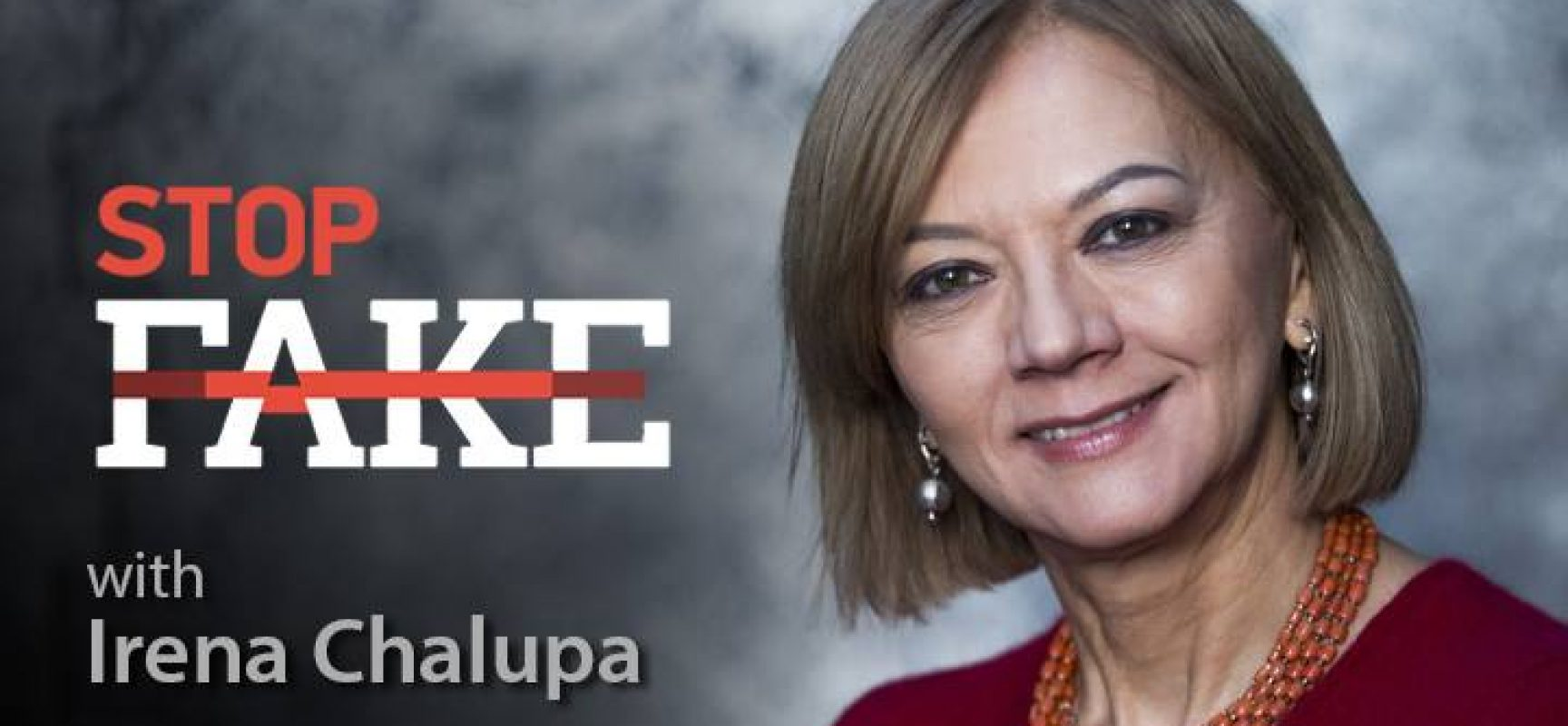 StopFake #152 con Irena Chalupa