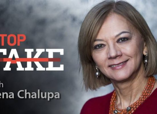 StopFake #152 with Irena Chalupa