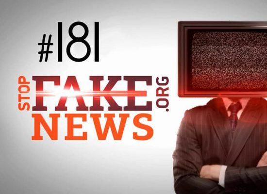 Czy UE naprawdę rozpatruje kremlowski plan dla Donbasu? – StopFakeNews #181