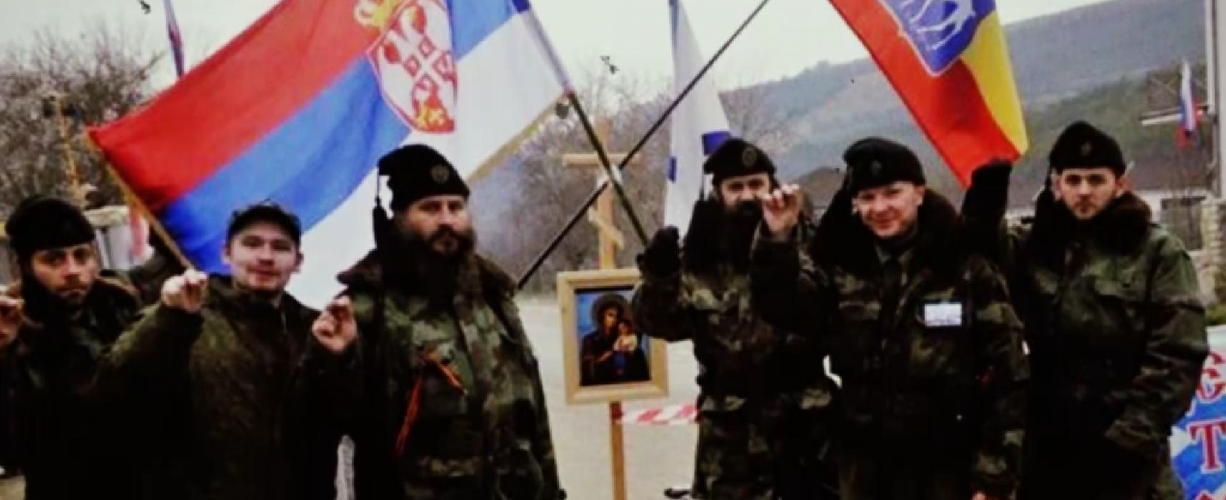 Балкански десант: сръбските наемници в Донбас
