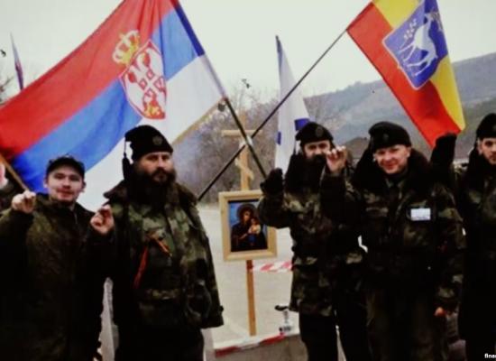Балканский десант: сербские наемники на Донбассе