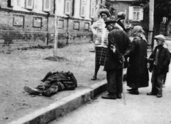 Война Сталина с Украиной