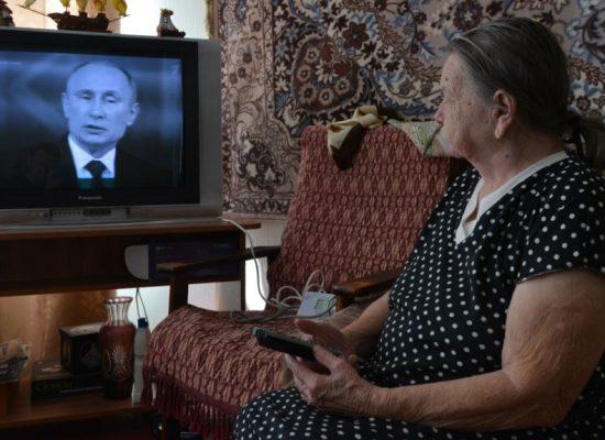 Российский «зомбоящик» дает сбой