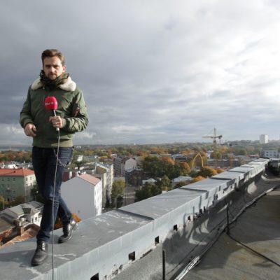"""""""Als Journalist habe ich gelernt, Krieg zu machen. Jetzt will ich lernen, wie man komplexere Dinge macht"""", Evgeny Zavadskiy (Teil 2)"""