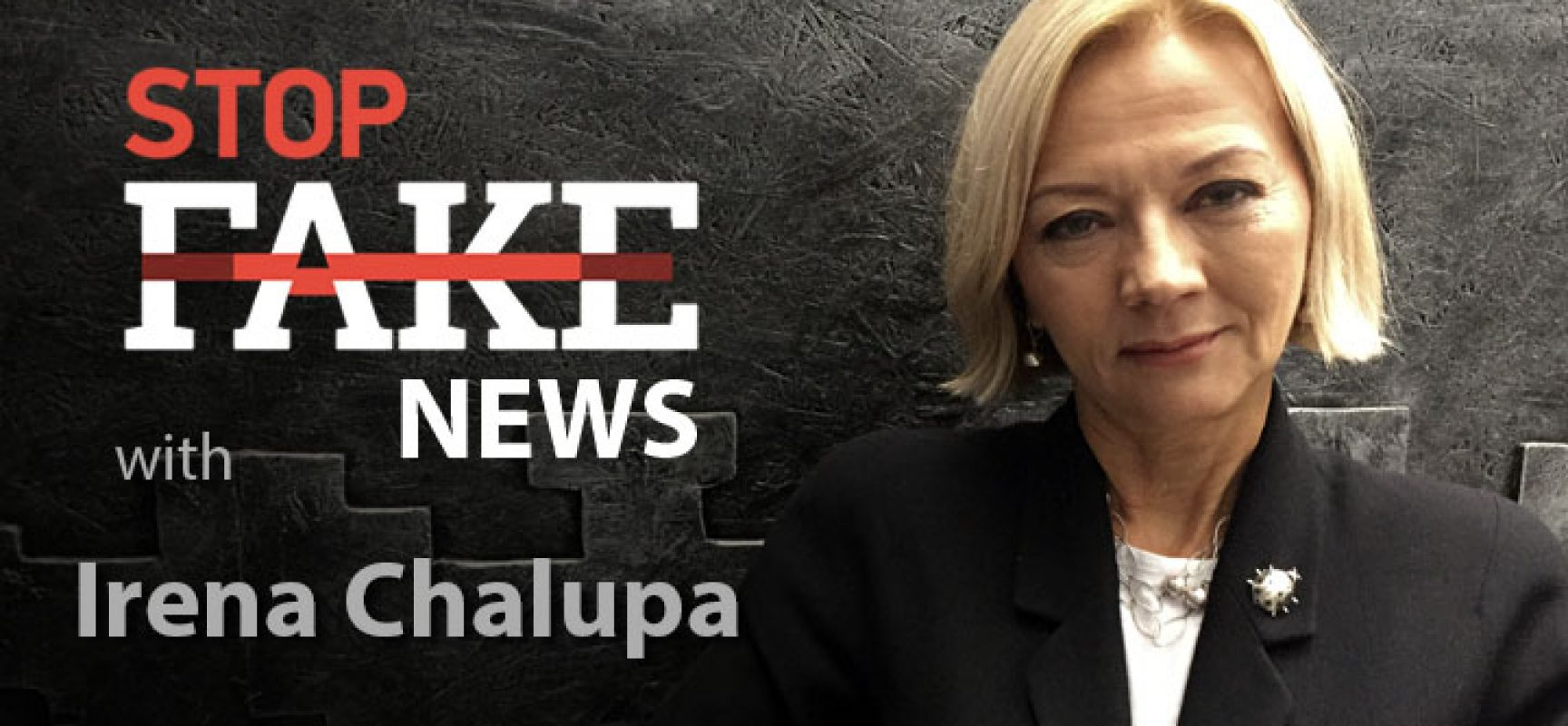 StopFake #153 con Irena Chalupa