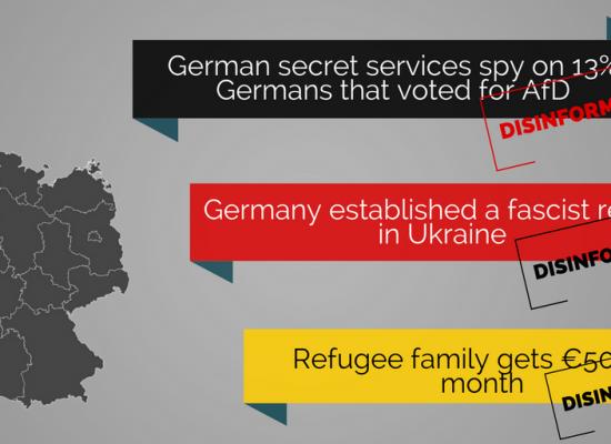 German aftermath