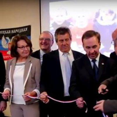 Otro consulado falso de Donetsk, en Francia