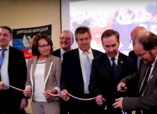 «Représentation honoraire de la République Populaire de Donetsk». Le cirque de Moscou s'installe à Marseille