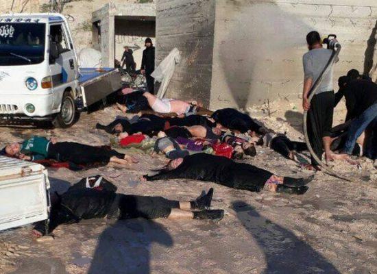 Фейк Минобороны РФ: Госдеп США признал, что химическую атаку в Идлибе устроили исламисты, а не Асад