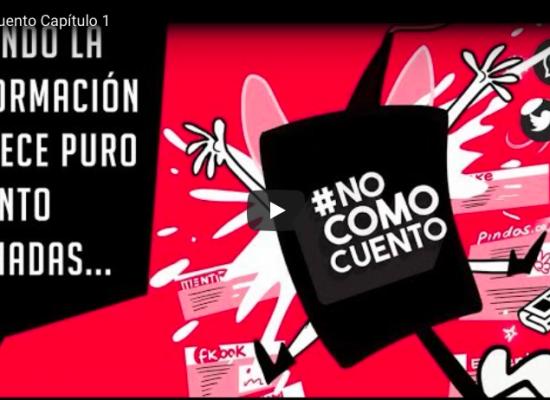 #NoComoCuento, una iniciativa contra las noticias falsas de Colombia