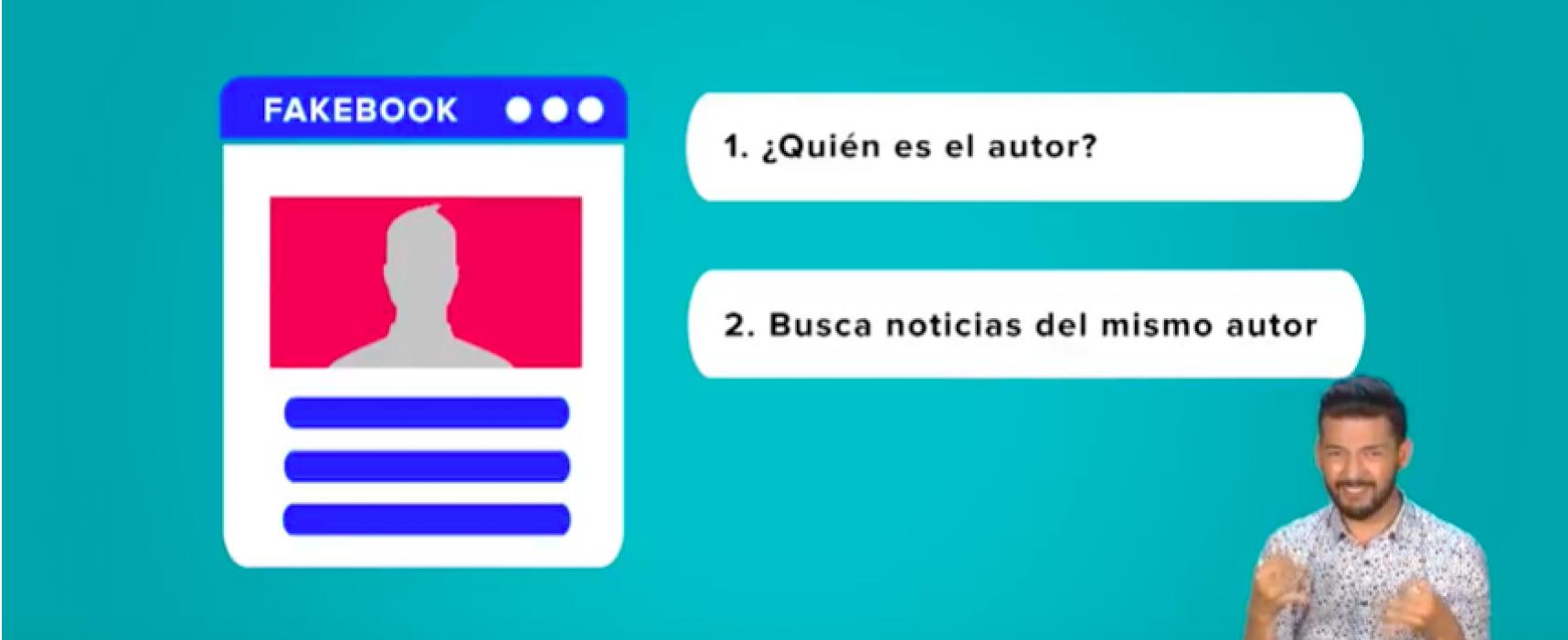 Pasos sencillos para verificar si una noticia es falsa por #NoComoCuento