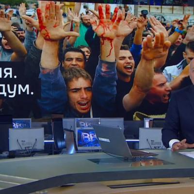 Falacias de la televisión rusa: Liberalismo de la UE provocó brotes de separatismo