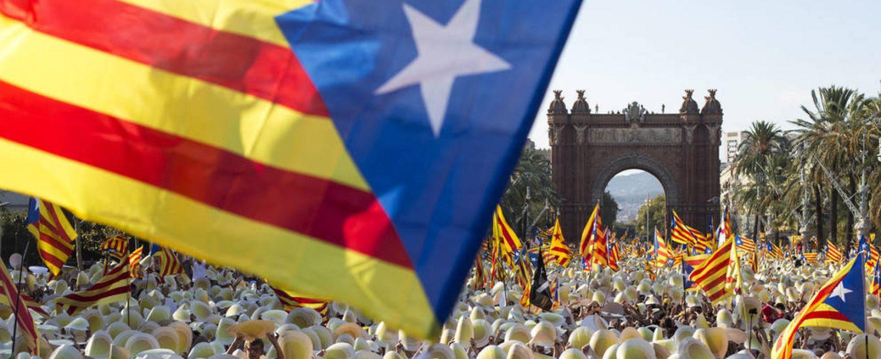Две стороны одного королевства: референдум в Каталонии