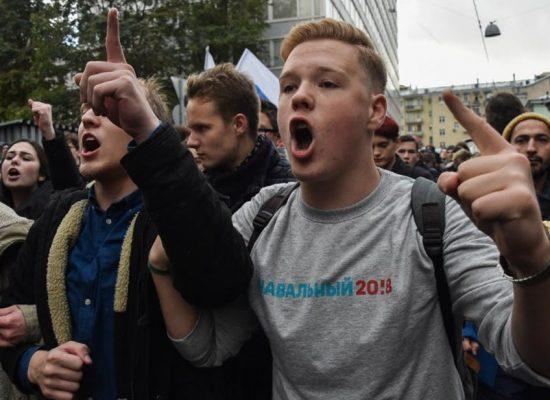 En Russie, unejeunesse fêtée… etmuselée