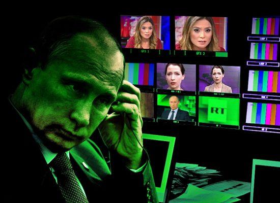 Михаил Таратута: Достижения RT превратятся в ничто, когда на экране появится надпись «Иностранный агент»