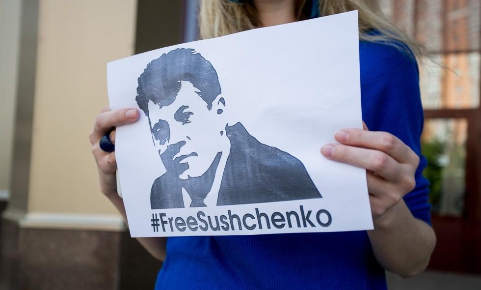 Liberta per Sushenko