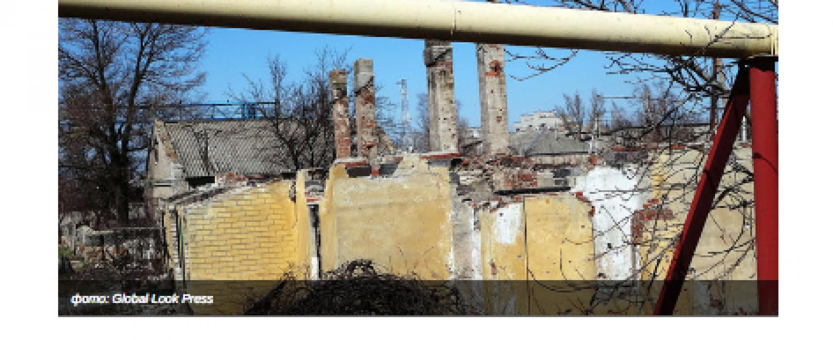 Falso: Servicios secretos de Ucrania secuestran y torturan a las mujeres del Donbás