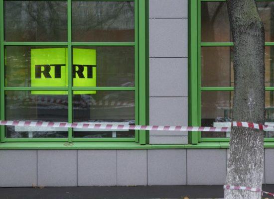 RT зарегистрировалась в качестве иностранного агента в США