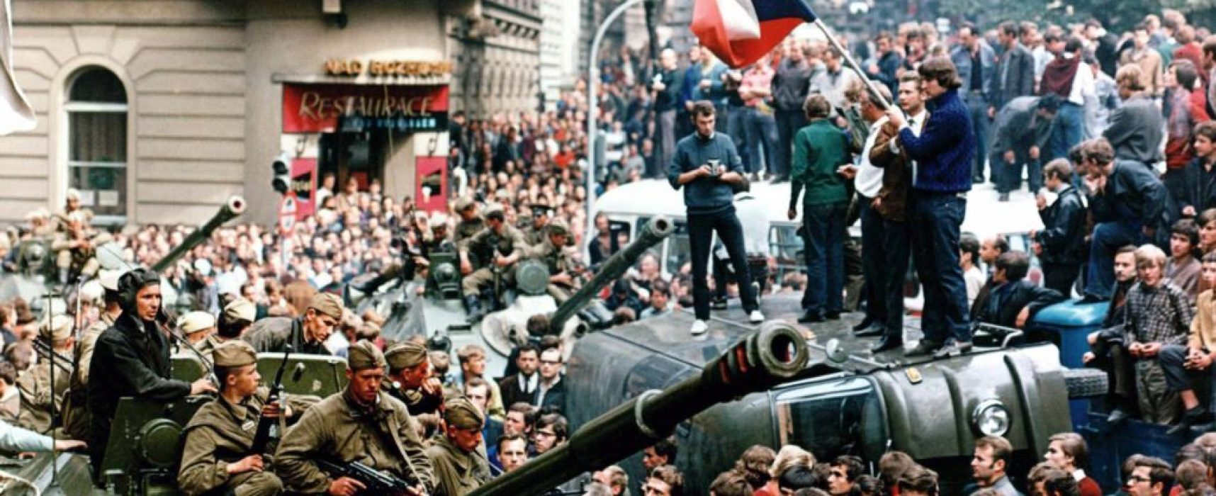 Russian Defense Ministry Site Op-Ed: Czechs Should Be Grateful for 1968 Soviet Intervention