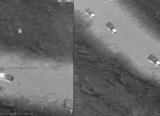 The Russian Ministry of Defence Publishes Screenshots of Computer Games as Evidence of US Collusion with ISIS